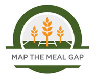 map the meal gap logo