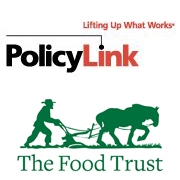 policy link food trust logos