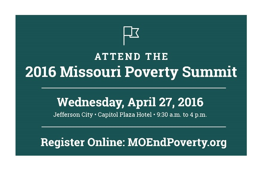 2016 Missouri Poverty Summit