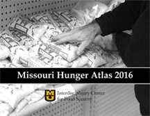 Missouri Hunger Atlas 2016 cover